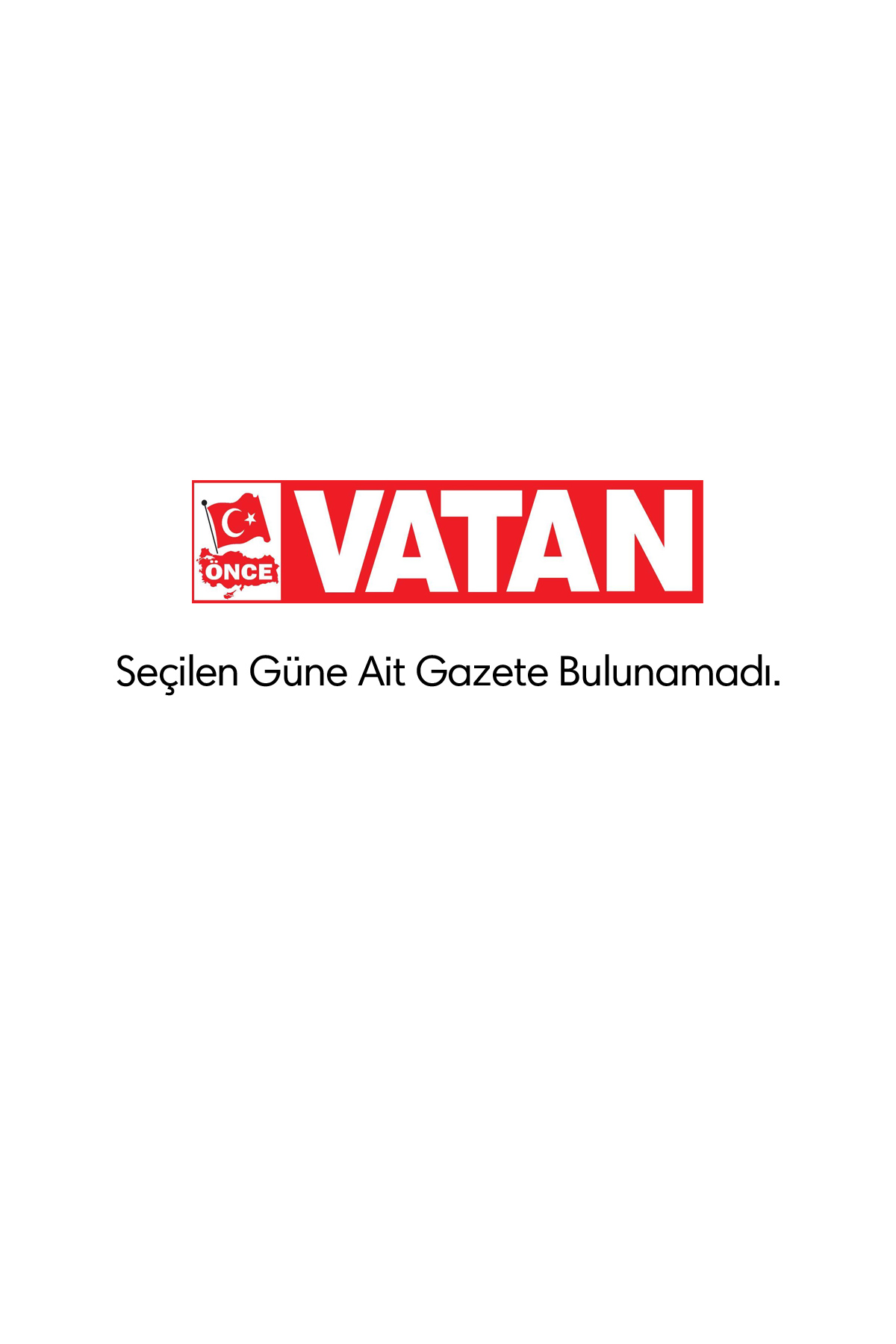 Önce Vatan
