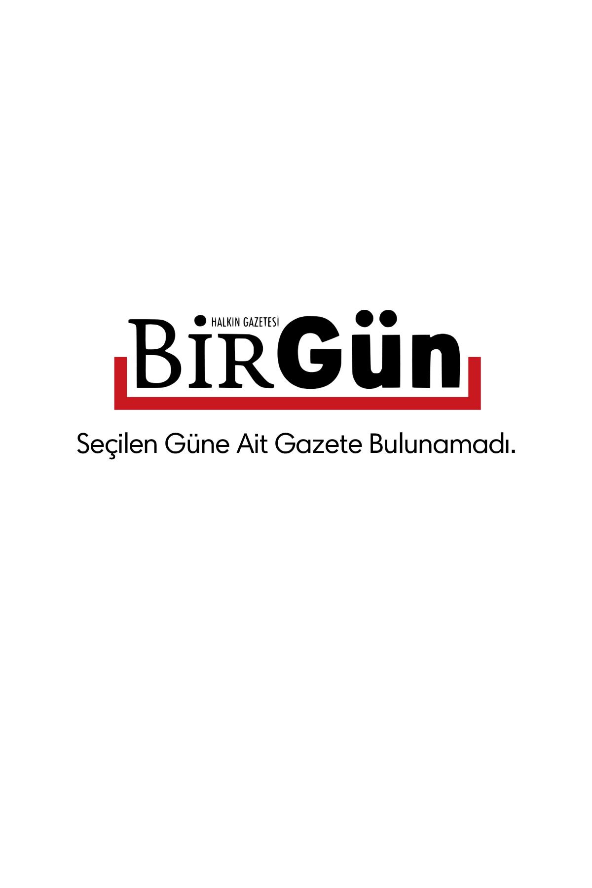 Birgün Gazetesi Manşeti